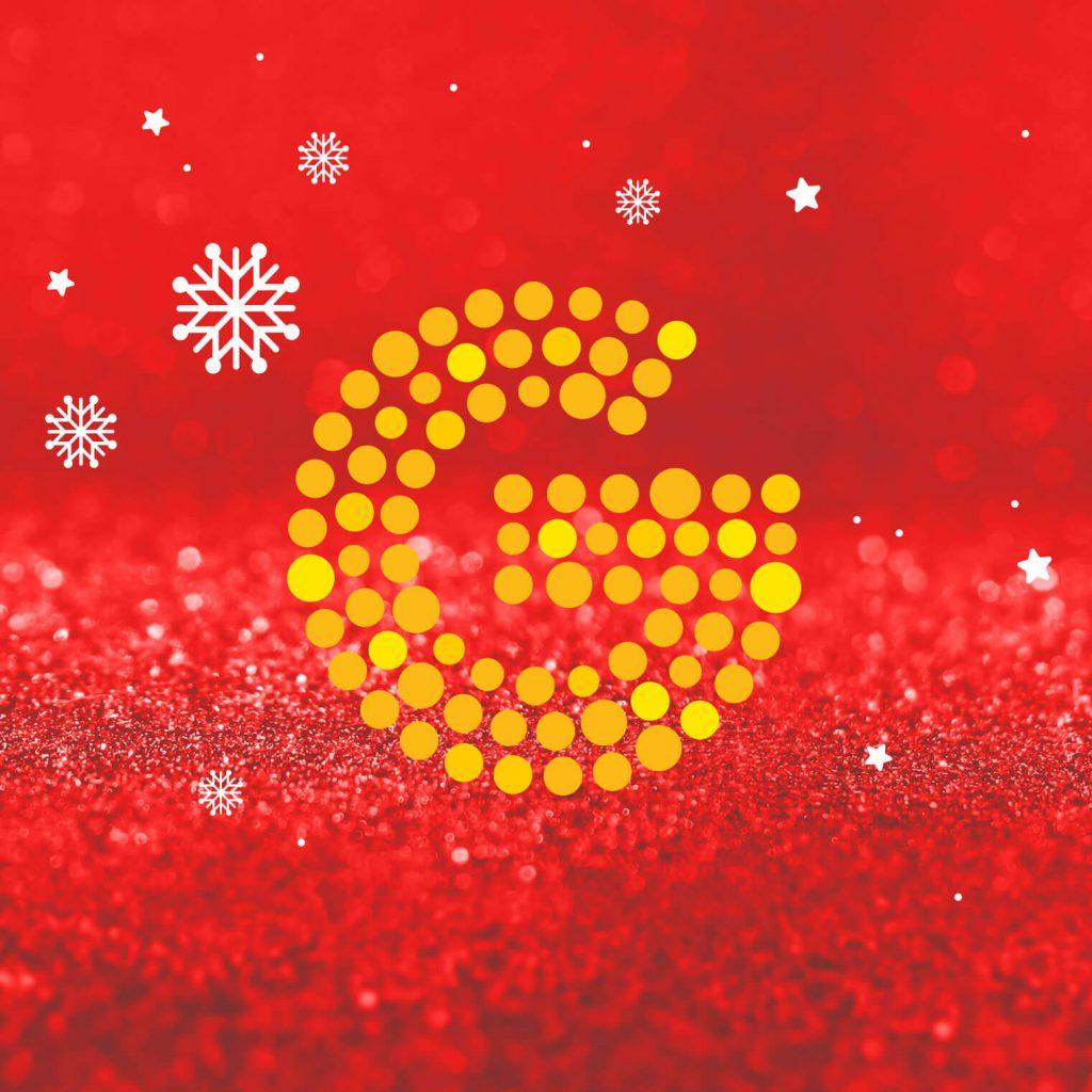 Сайт новогодней промо-акции ювелирной компании 585 ЗОЛОТОЙ